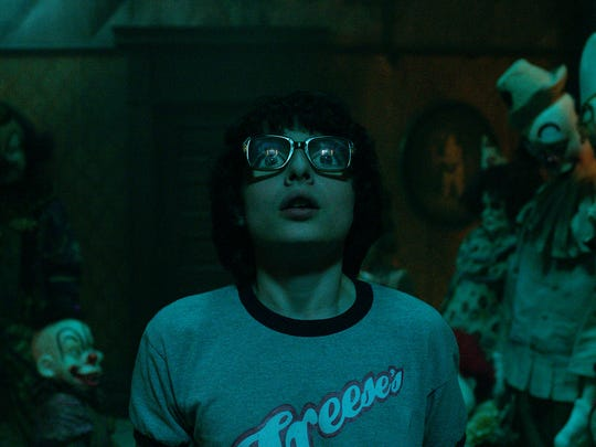 FINN WOLFHARD as Richie Tozier in New Line Cinema's