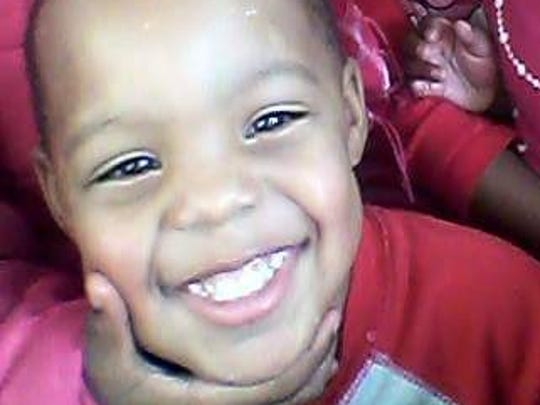 Elijah Walker, 3, was shot and killed by accident after he and another boy were playing with a gun.