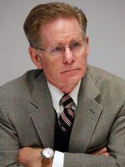 Steven Rhodes  in February 2015.
