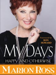 Marion Ross' new memoir hit bookstores in March.
