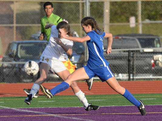 Byrd advances to finals in Girl's Soccer