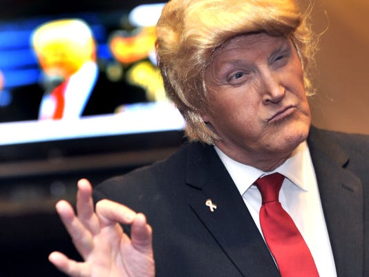 WIL Trump Look-Alike