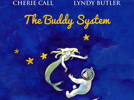 """""""The Astronaut and the Mermaid,"""" a song from the 2016 album """"The Buddy System"""" by Cherie Call and Lyndy Butler, recently won the Children's category of The John Lennon Songwriting Contest."""