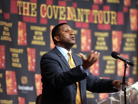 Talk-show host Tavis Smiley will be part of a discussion on poverty in Indianapolis as part of a new initiative called Faith & Action.