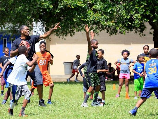 TCL Callaway High School Sports Camp