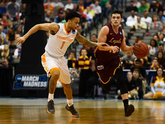 KNS-Tennessee Loyola Chicago