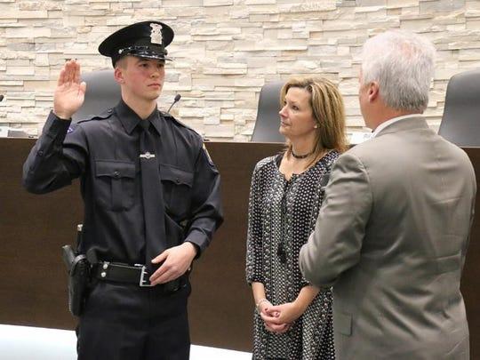 Officer Jacob Broda