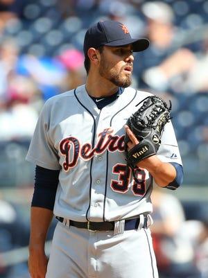 Tigers pitcher Joakim Soria