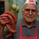 Witty, wonderful obits made from the sausage of our lives