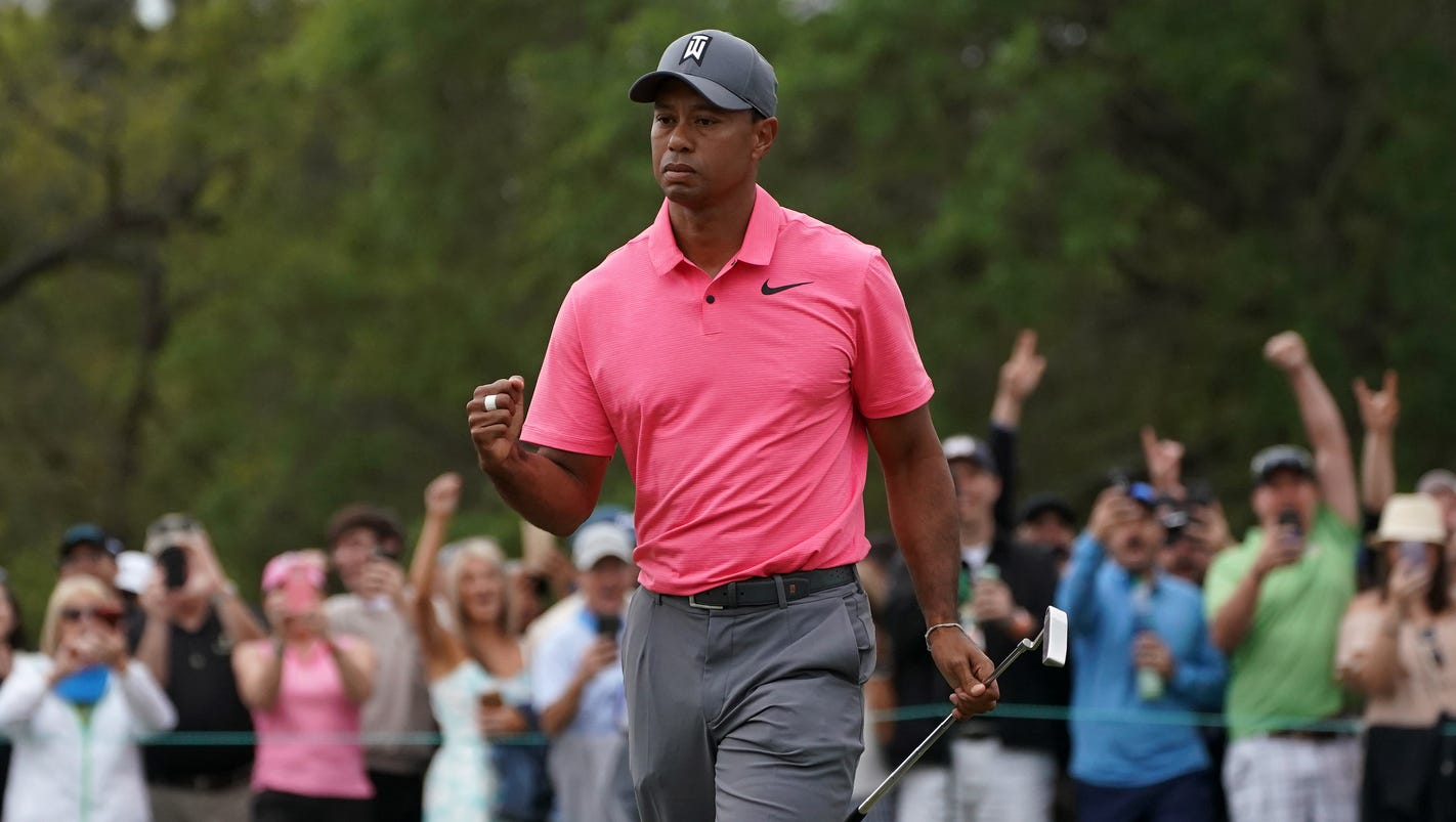 Like it or not, Tiger Woods is back and he's ready to contend (again) at The Masters