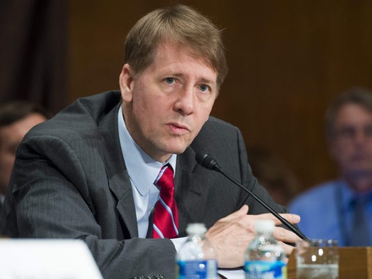 CFPB RULED UNCONSTITUTIONAL