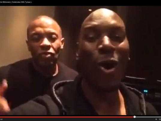 drdre and tyrese