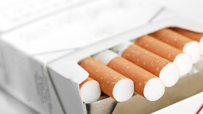 Pennsylvania's cigarette tax, headed to $2.60 from $1.60, will push the price of a pack above $7, the largest single increase on the state's smokers since Pennsylvania first imposed a cigarette excise tax in 1935.