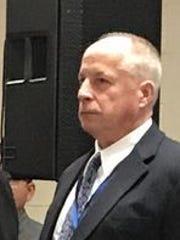 Lakewood Township Manager Thomas Henshaw resigned suddenly