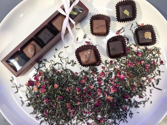 Hedonist Tea Chocolates