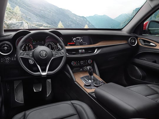 2018 Alfa Romeo Stelvio Ti