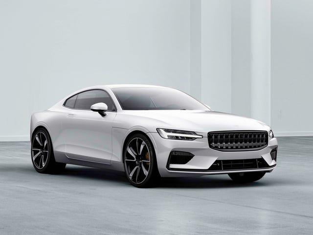 Tesla fighters: Volvo's Polestar joins EV field