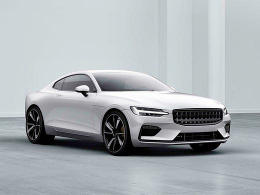 Tesla Fighters Volvo S Polestar Joins Ev Race