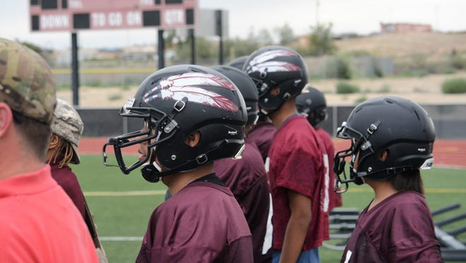 The Shiprock Chieftains football team will finish out their remaining 2021 fall season schedule, according to Central Consolidated School District athletic coordinator Mark Archuleta.