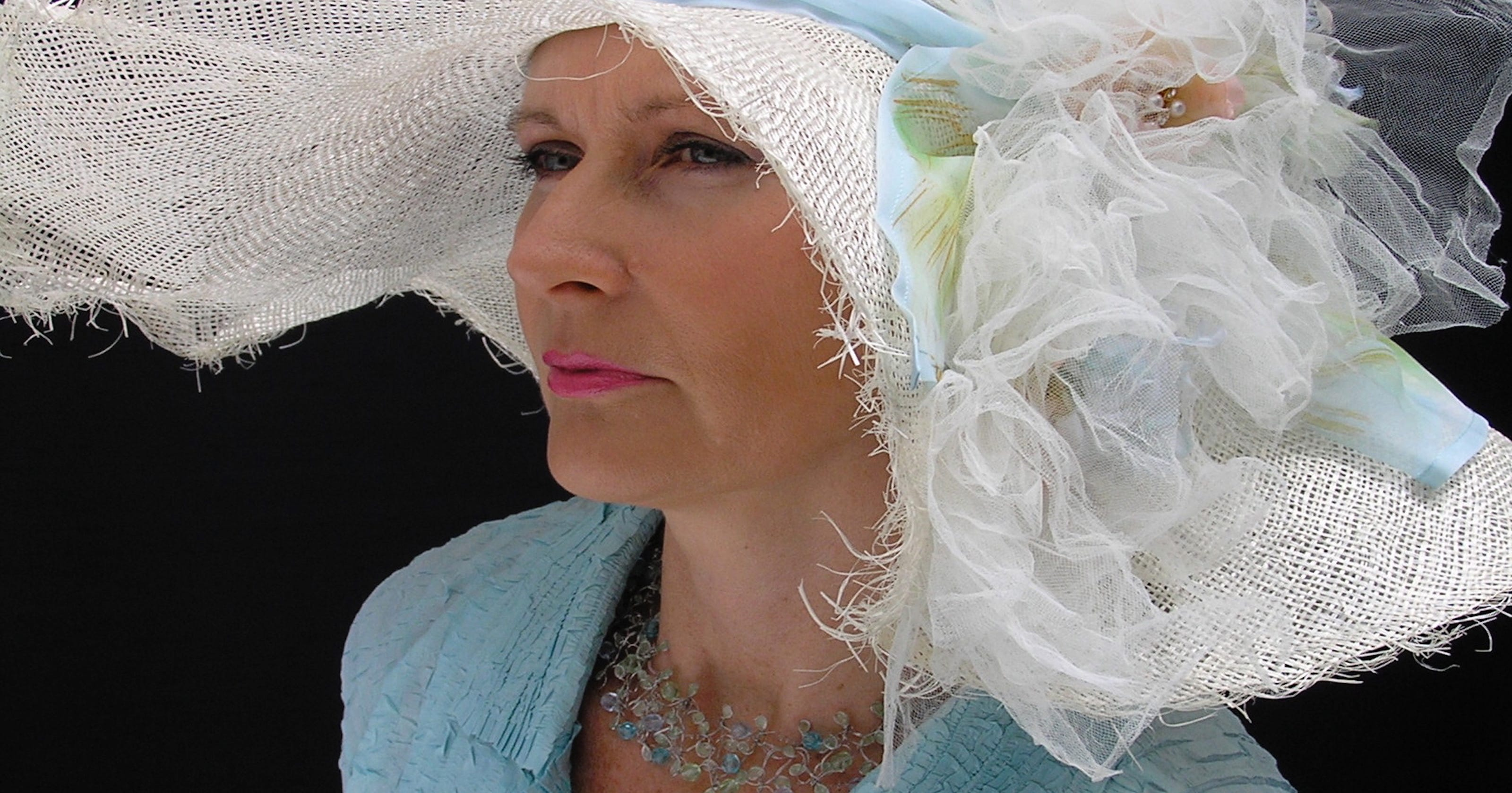 Naples woman creates couture hats for Kentucky Derby 3ee535bb0d0