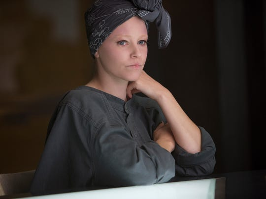 In this image released by Lionsgate, Elizabeth Banks