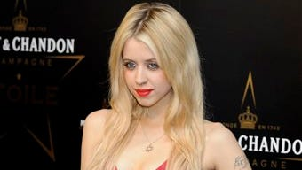 A British coroner has concluded that model and TV personality Peaches Geldof died from a heroin overdose. Coroner Roger Hatch said Wednesday that Geldof had taken a fatal dose after a period of trying to come off the drug. The 25-year-old daughter of Live Aid organizer Bob Geldof was found dead at her home south of London on April 7.