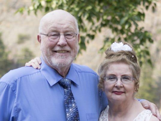 Anniversaries: Dale Crosby & Ellen Crosby