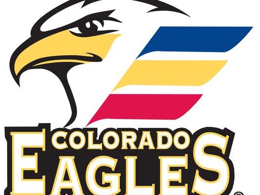 Colorado Eagles logo
