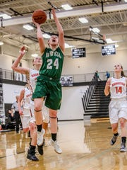 Leah Weslock (24) will be one of several key returners