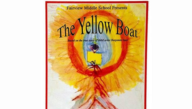 Fairview Middle presents The Yellow Boat live on stage this weekend.