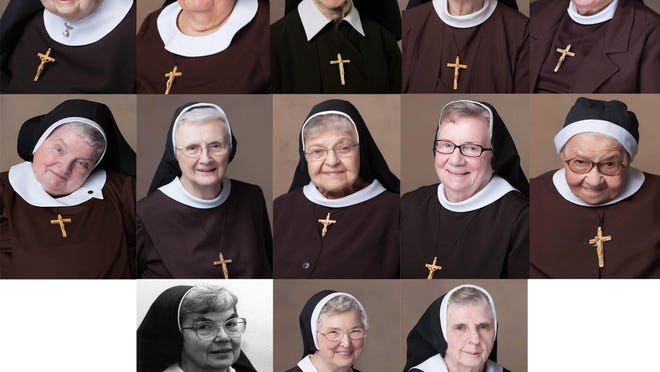 Since the coronavirus pandemic began, 30 nuns - more than half of the 57 living together in their Livonia, Mich., convent - have come down with COVID-19. Of those, 13 died of the disease, including one who recovered, but then relapsed.