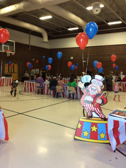 The Pre-K carnival is set for April 7 in the Cheatham