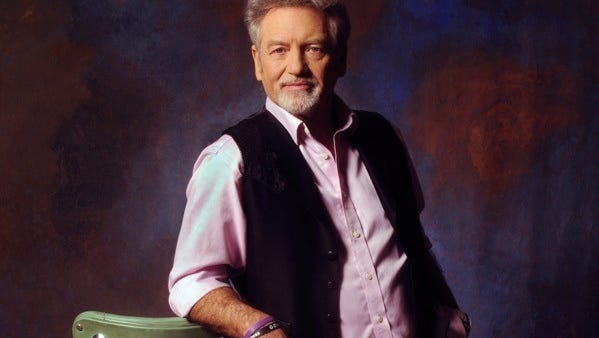 Larry Gatlin takes The Dixie stage on Saturday.