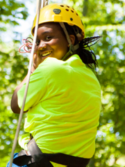 Girl Scouting's new programming teaches growth, hands-on 21st century skills and everything from STEM to the exciting new camping and outdoor adventure experiences that build character and confidence.