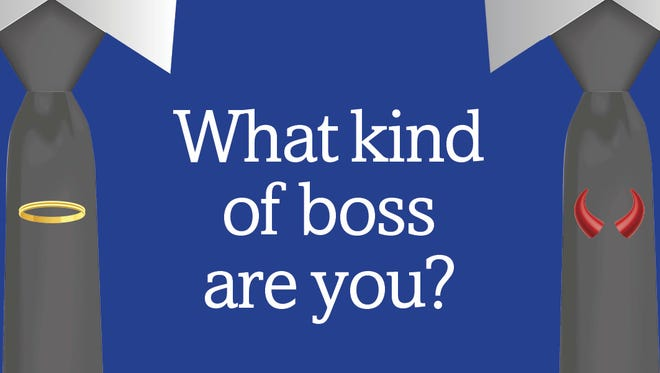 What kind of boss are you?
