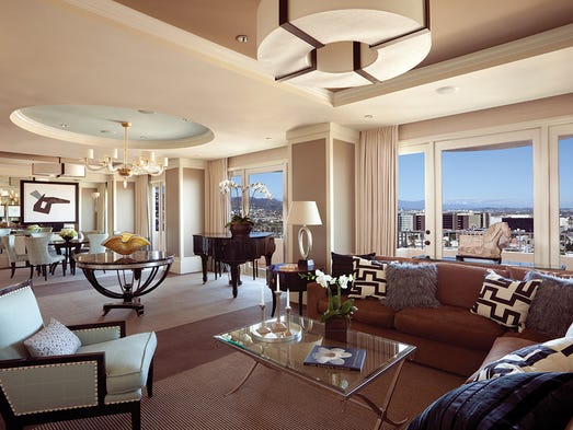 Forbes travel guide names five star properties for Hotel name design