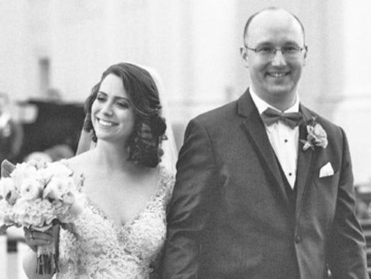 Weddings: Abbyrae Stringfellow & Daniel Wisniewski
