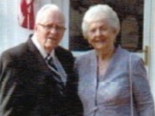 Anniversaries: william schneider & florence schneider