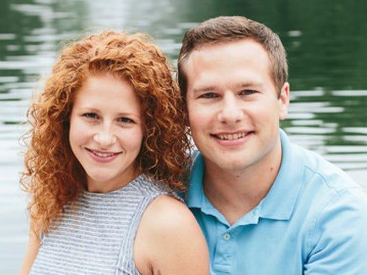 Engagements: Lydia Housley & Brett Anderson