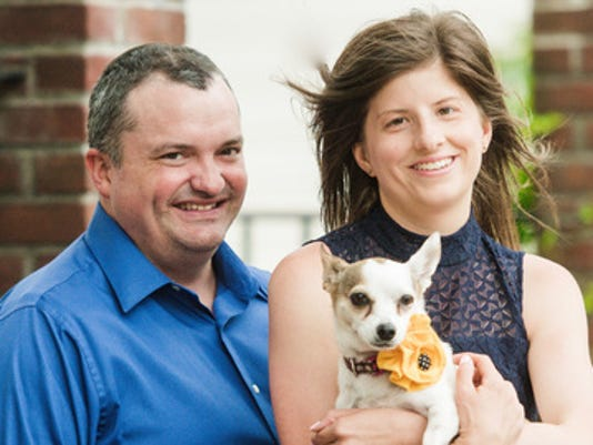 Engagements: Beth Ann Clyde & Peter Mayer
