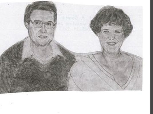 Anniversaries: Robert Benson & Donna Benson