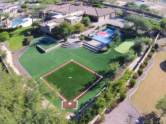 Damion Easley's mansion for sale