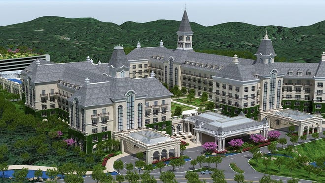 Genting Group wants to build Sterling Forest Resort at Tuxedo Ridge Ski Center in Orange County,