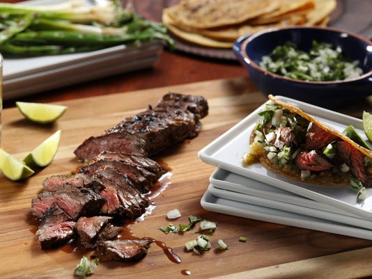 Not lost in translation: Learning carne asada tacos on streets of Mexico