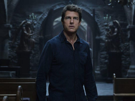 Tom Cruise headlines 'The Mummy,' a new action film that begins a cinematic universe revolving around classic Universal monsters.