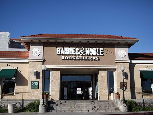 Borders Considers Offer To Buy Barnes And Noble