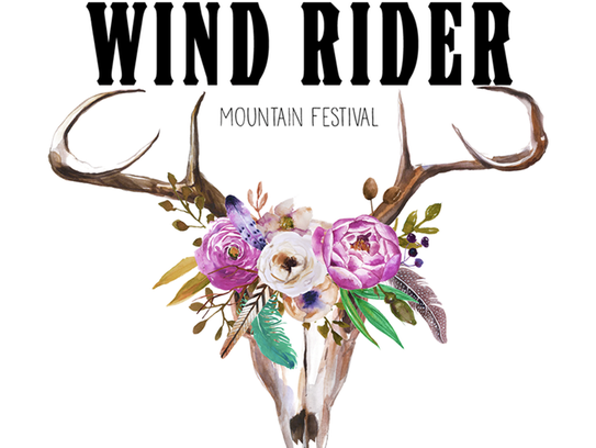 Tickets for Wind Rider Mountain Festival,set for Memorial