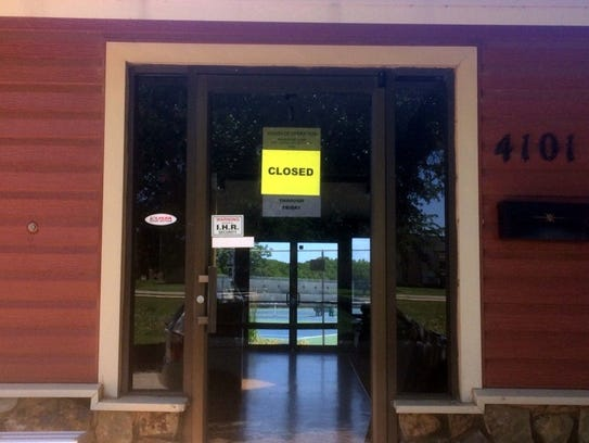 Weeks Park Tennis Center closed on June 5, except for