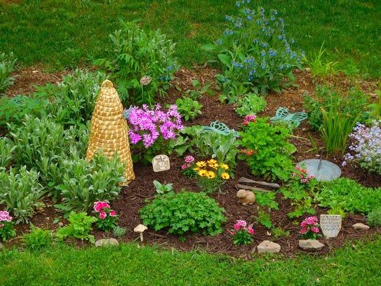 The Pennsylvania Herb & Garden Festival runs April