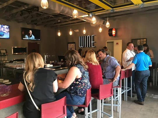 QuartHaus wine and beer bar opened in downtown Chandler.